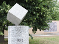 monument of sugar cube