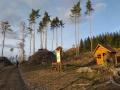 fairy tale trail in Panenská